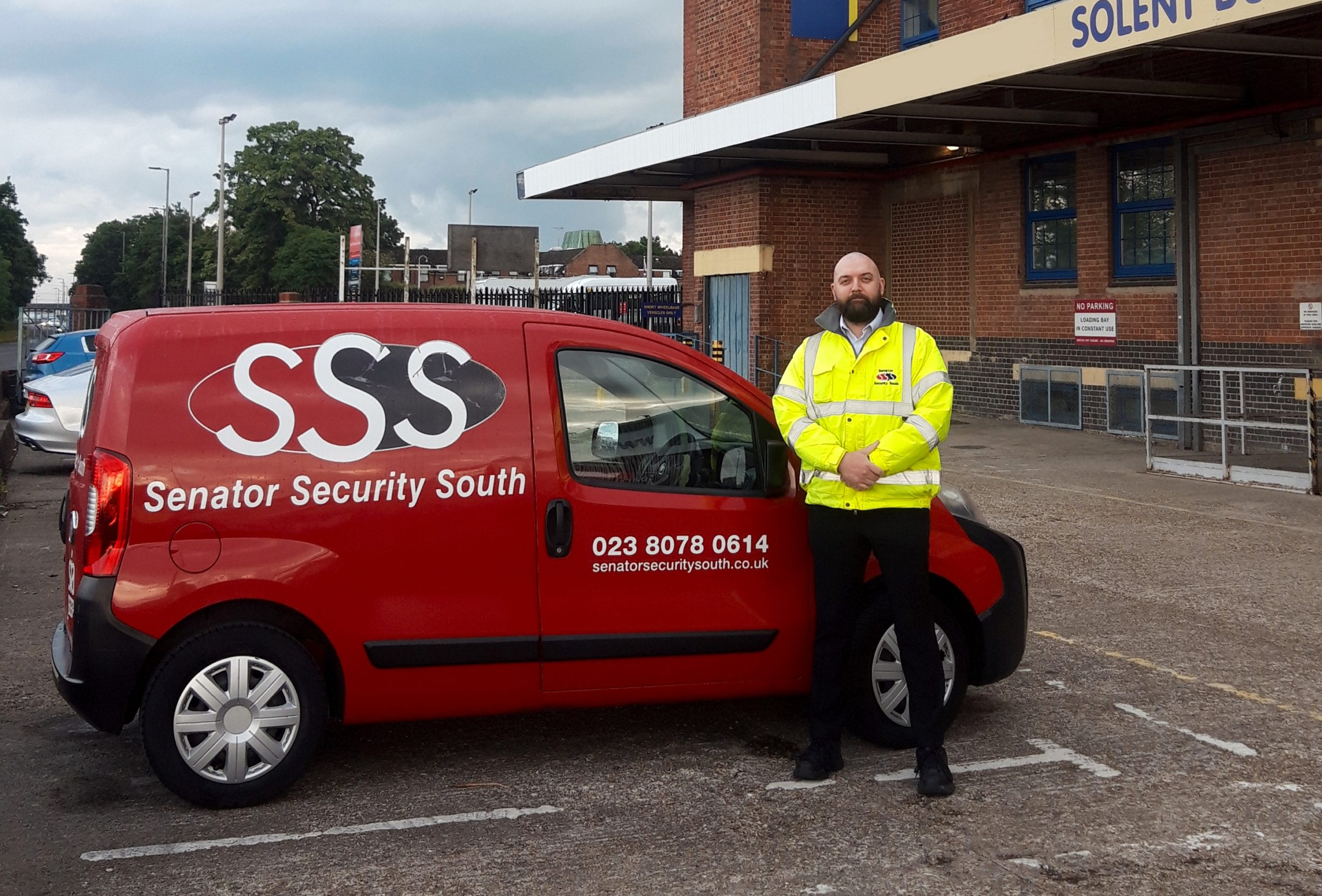 Professional security services in Hampshire